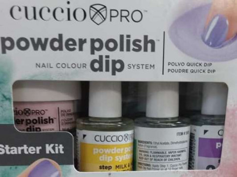 Nail Care and Treatment Supplies
